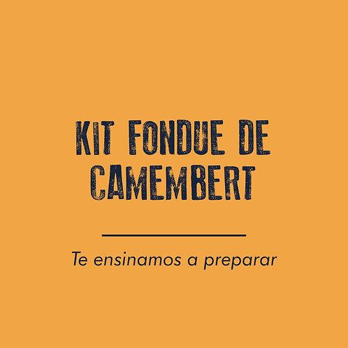 Kit Fondue de Camembert
