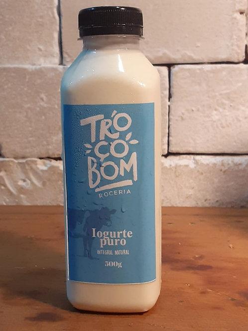 Iogurte natural - 500ml