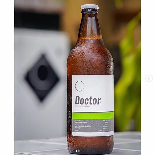 Doctor - Imperial Hop Lager- 600ml