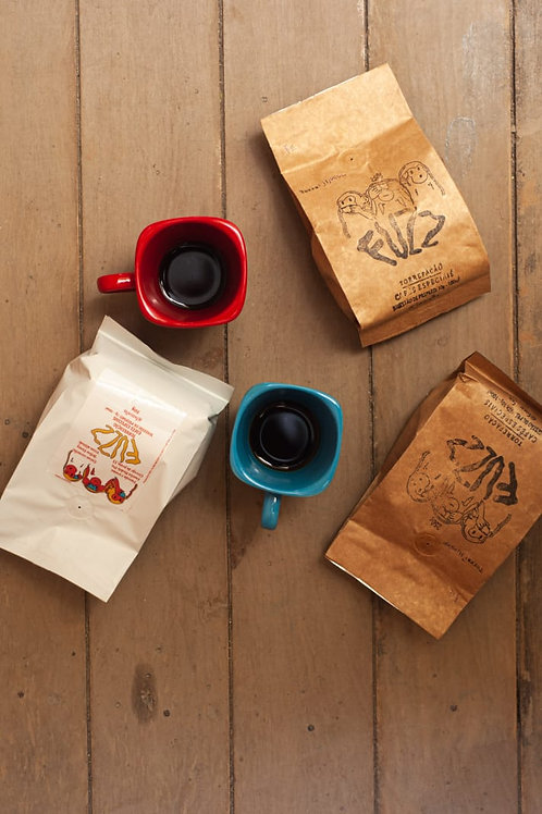 Café Fuzz - Fazenda Aleluia - 250g moído