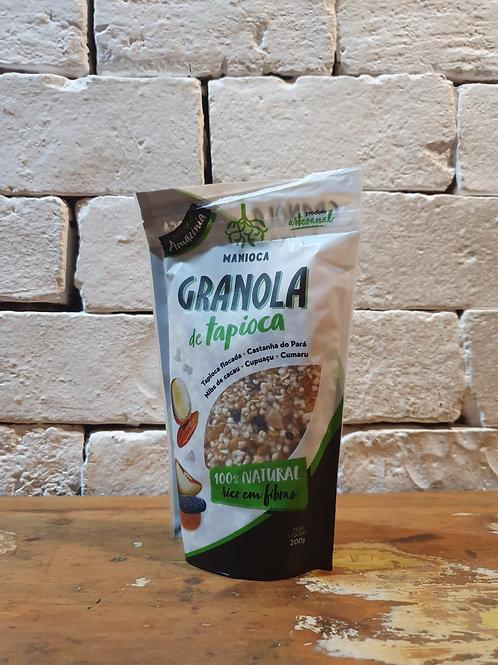 Granola de Tapioca - 200g