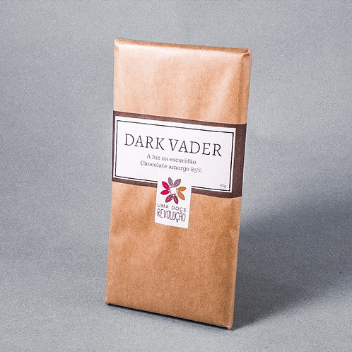 Chocolate Dark Vader 85% - 80g