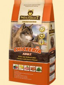 Chickeria Adult 15kg - Huhn