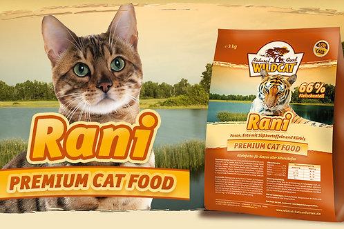Wildcat Rani Adult 500g - Fasan, Ente