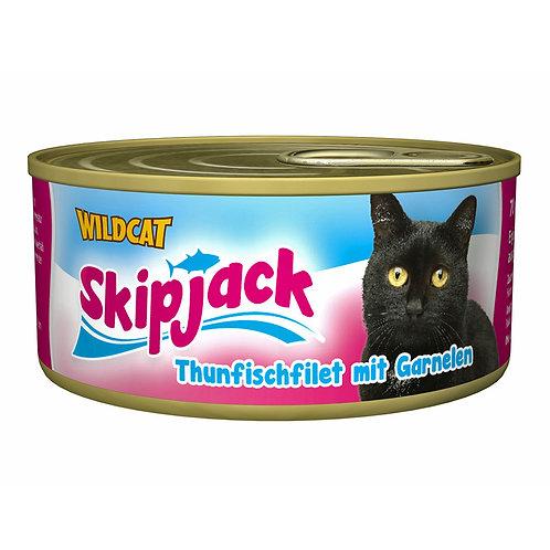 Wildcat Skipjack Garnelen 3x70g