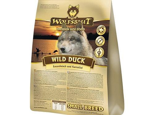 Wild Duck Small 2x2kg - Ente, Hühnerleber
