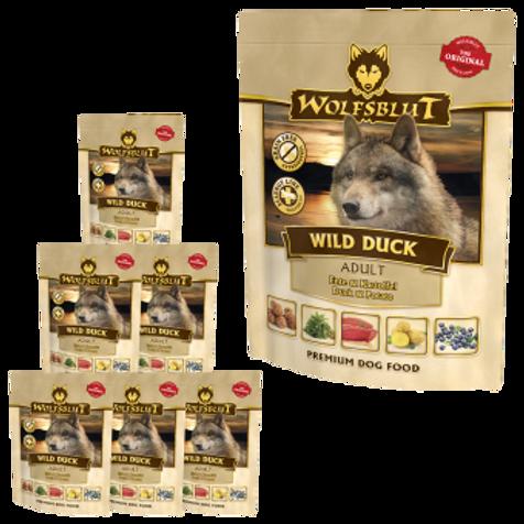 Wild Duck Pouch 14x300g -Ente