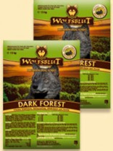 Dark Forest Adult 2x15kg - Wildfleisch