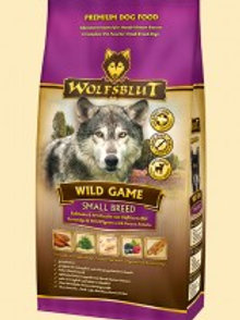 Wild Game Small 15kg - Rebhuhn, Wildtaube, Wildente