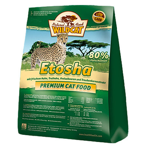 Wildcat Etosha Adult 500g - Huhn