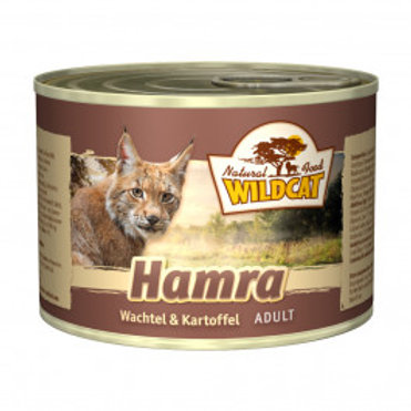 Wildcat Hamra Adult 200g - Wachtel