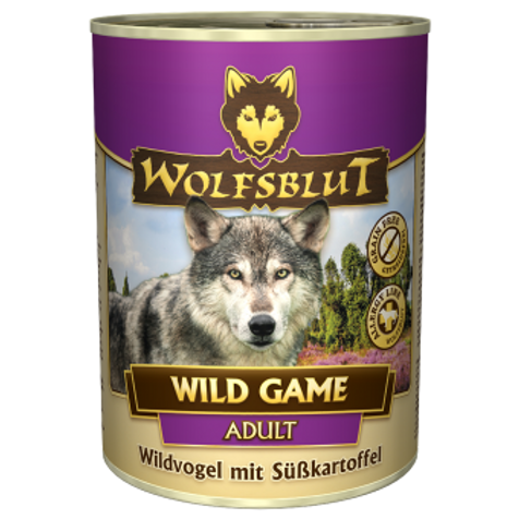 Wild Game 12x395g - Wildvogel