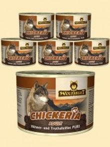 Chickeria Hühner- und Truthahnfilet Pure 15x190g