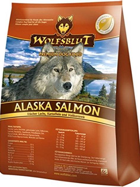 Alaska Salmon Adult 15kg - Lachs mit Vollkornreis