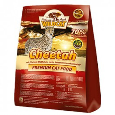 Wildcat Cheetah 500g - Wildfleisch, Lachs