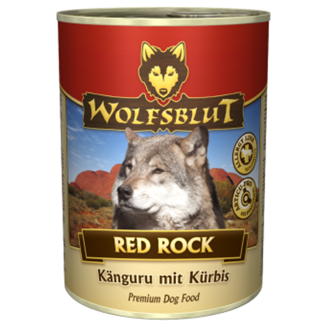 Red Rock 12x395g - Känguru