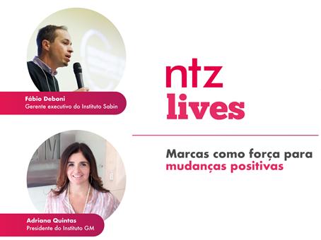 Em live produzida pela NTZ, especialistas ressaltam os cenários do investimento social privado
