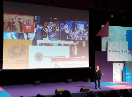 Em São Paulo, evento exalta impacto financeiro da economia criativa