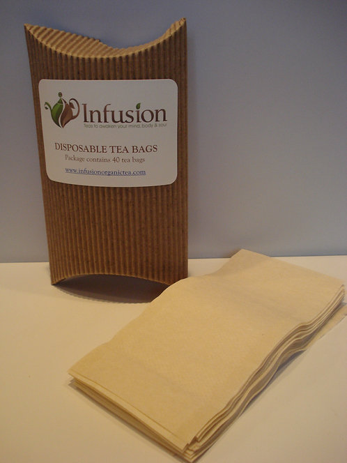 Disposable Tea Bags