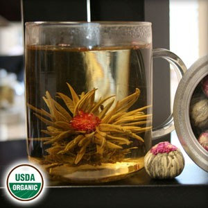 Fountain of Youth Flowering Tea