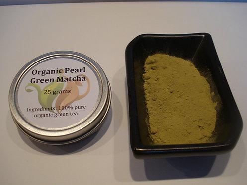 Organic Pearl Green Matcha