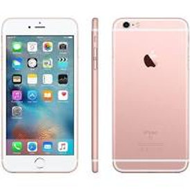 iPhone 6s Plus Rose Gold, 64gb