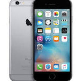 iPhone 6s Space Grey, 128gb