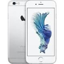 iPhone 6s Silver, 128gb