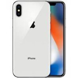 iPhone XSilver, 64gb