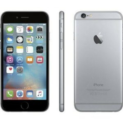 iPhone 6 Space Grey, 64gb