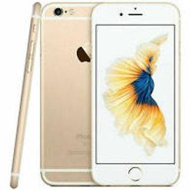 iPhone 6s Gold, 128gb