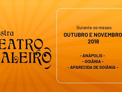 Teatro Cidade Livre recebe a 1ª Mostra de Teatro do Maleiro