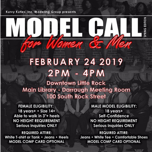 Model Call 2019