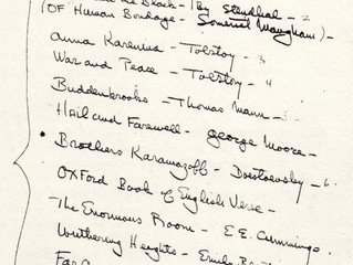 16 Books Hemingway Considered Essential Reading