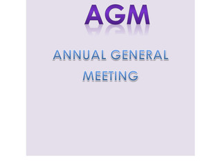 MELD Annual General Meeting