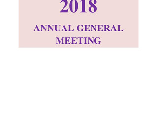 MELD Annual General Meeting