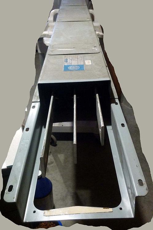 ITE BD ABD304 Aluminum Bus Duct 11', 3 pole, 400A (pre-owned)
