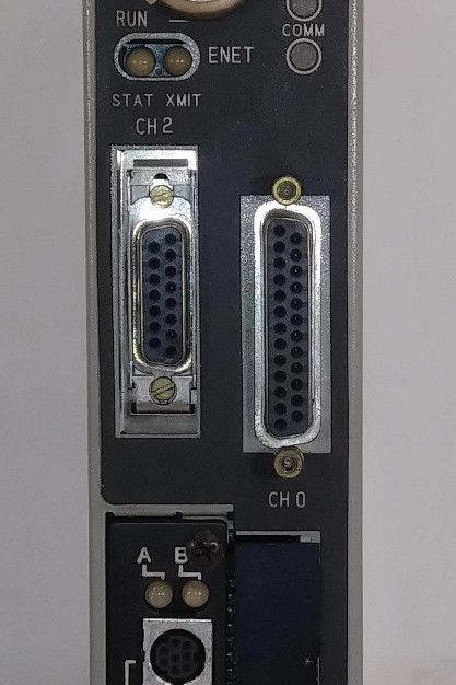 Allen-Bradley 1785-L40E Programmable Controller w/Key (pre-owned)
