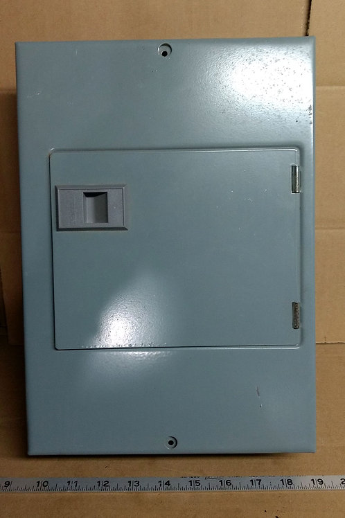 Square D QO6-12L100DS Ser G03 Load Center