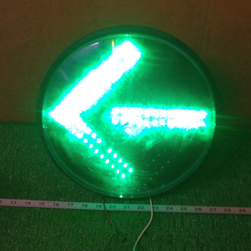 Dialight 430-2374-001 Green Turn Arrow (pre-owned)