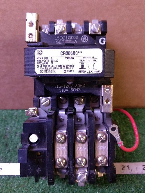 GE CR306B0** Starter (pre-owned)