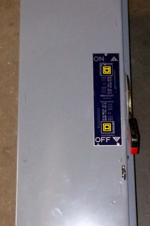 Square D QMB224W Branch Switch (pre-owned)