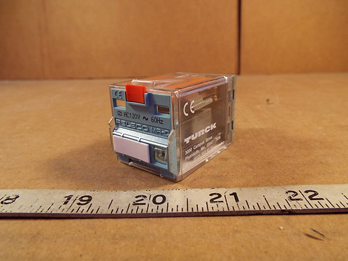 Turck Releco C2-A20X/...V 8-Pin Relay (pre-owned)