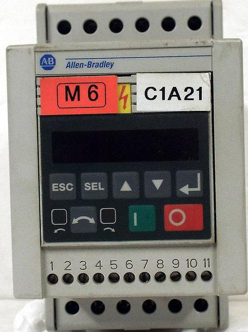 Allen-Bradley 160-BA03NSF1P1 Ser C Analog S.F. AC Drive (pre-owned)