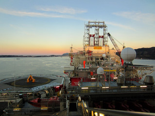 New contract with Wintershall Norge