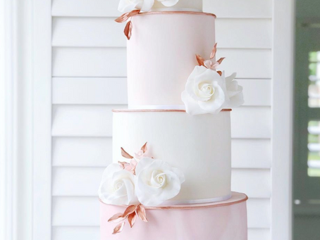 Wedding Cakes Are Limitless