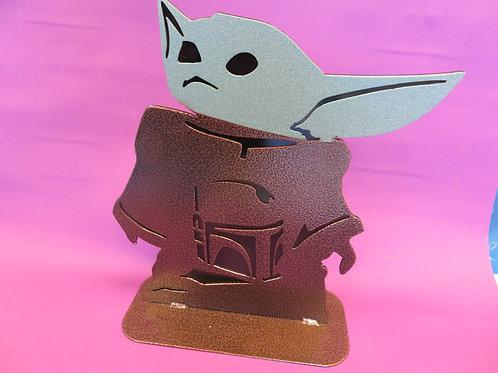 Baby Yoda Statue