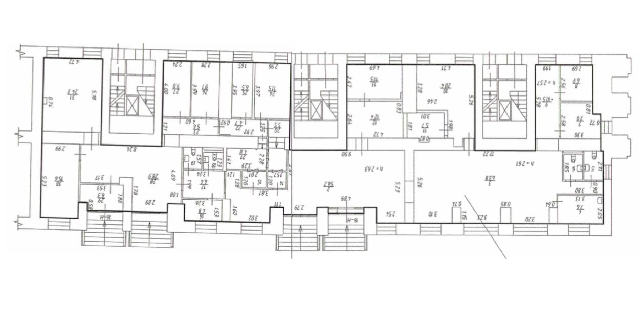 План помещения Декабристов, 29