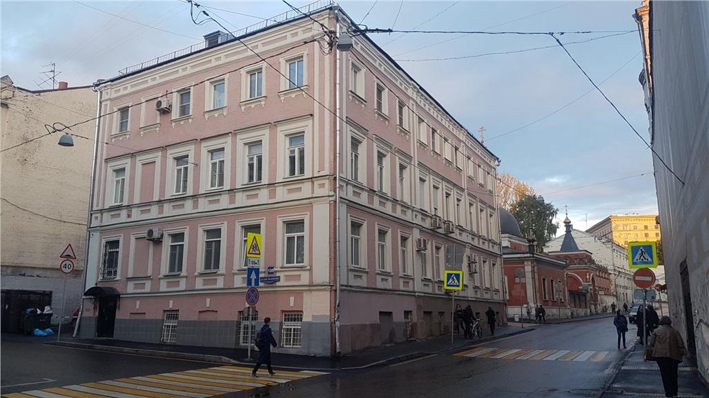 фасад МИ13