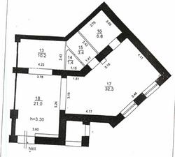 План 75,1 кв.м.